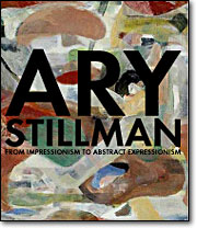 ARY STILLMAN book cover