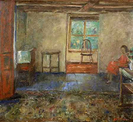 Summer Cottage (Interior)