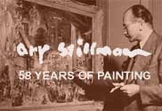 Ary Stillman-58 Years of Painting